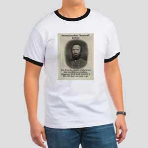 I See From The Number - Stonewall Jackson Ringer T