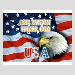USA Small Poster