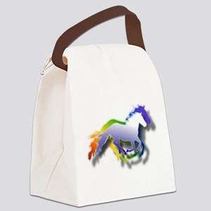 Running Canvas Lunch Bag