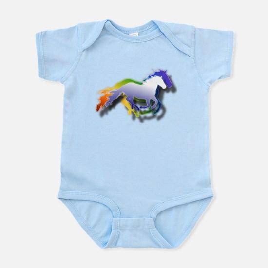 Running Infant Bodysuit