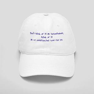 Incontinence Cap