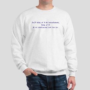Incontinence Sweatshirt