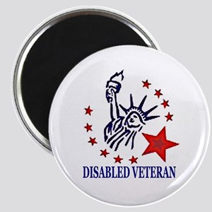 Disabled Veteran Magnet