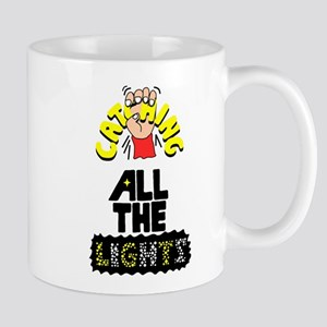 Catching All The Lights Mug