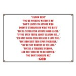 God quotes Banner