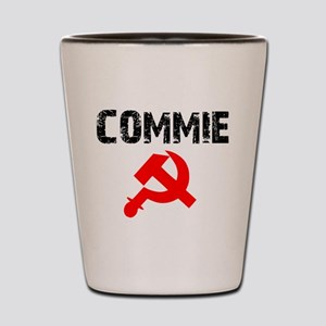 Commie Shot Glass
