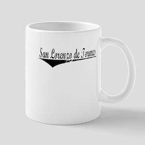 San Lorenzo de Tormes, Aged, Mug