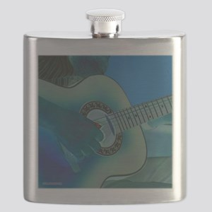 Acoustic Riffs Flask