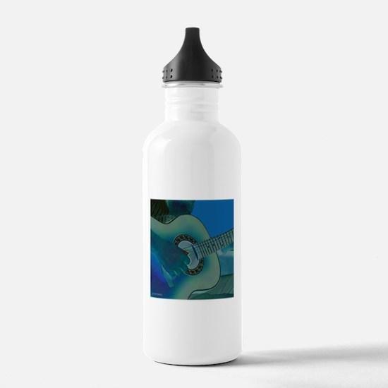 Acoustic Riffs Water Bottle