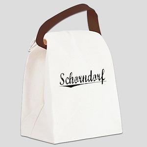 Schorndorf, Aged, Canvas Lunch Bag