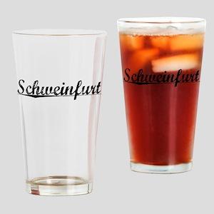 Schweinfurt, Aged, Drinking Glass