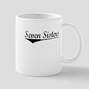 Seven Sisters, Aged, Mug