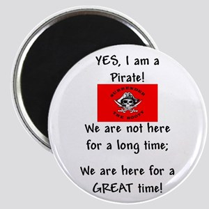 PartyPirate2a Magnet