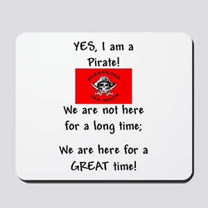 PartyPirate2a Mousepad
