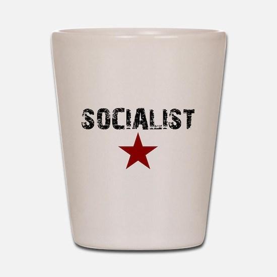 3-socialistpng.png Shot Glass