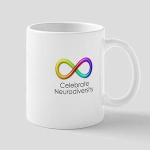 Celebrate Neurodiversity Mug