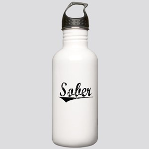 Sober, Aged, Stainless Water Bottle 1.0L