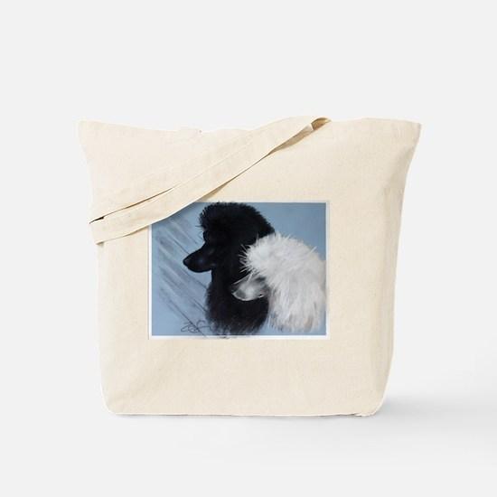 blackandwhite.png Tote Bag