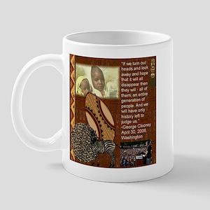 Save Darfur Mugs