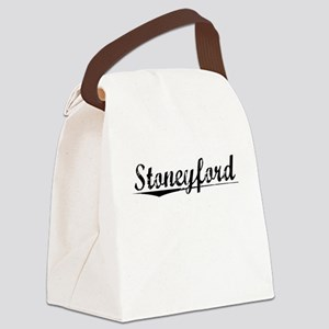 Stoneyford, Aged, Canvas Lunch Bag