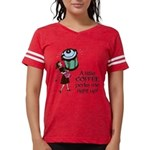FIN-coffee-perks-me-up Womens Football Shirt