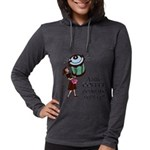 FIN-coffee-perks-me-up Womens Hooded Shirt