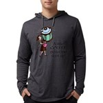 FIN-coffee-perks-me-up Mens Hooded Shirt