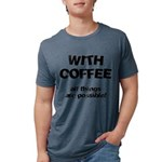 FIN-coffee-all-things-possible Mens Tri-blend