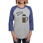 FIN-express-yourself-1 Womens Baseball Tee