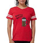FIN-express-yourself-1 Womens Football Shirt