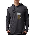 FIN-express-yourself-1 Mens Hooded Shirt