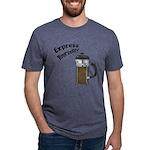 FIN-express-yourself-1 Mens Tri-blend T-Shirt