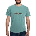 FIN-coffee-shop-1 Mens Comfort Colors Shirt