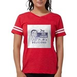 FIN-try-our-coffee-ad Womens Football Shirt