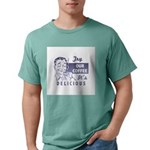FIN-try-our-coffee-ad Mens Comfort Colors Shir