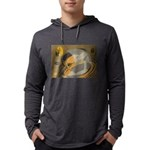 FIN-abstract-coffee Mens Hooded Shirt
