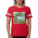 FIN-ass-coffee-break Womens Football Shirt