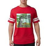 FIN-ass-coffee-break Mens Football Shirt