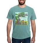 FIN-ass-coffee-break Mens Comfort Colors Shirt