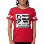 FIN-coffee-chocolate-men Womens Football Shirt