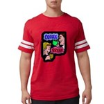 FIN-coffee-break-retro Mens Football Shirt
