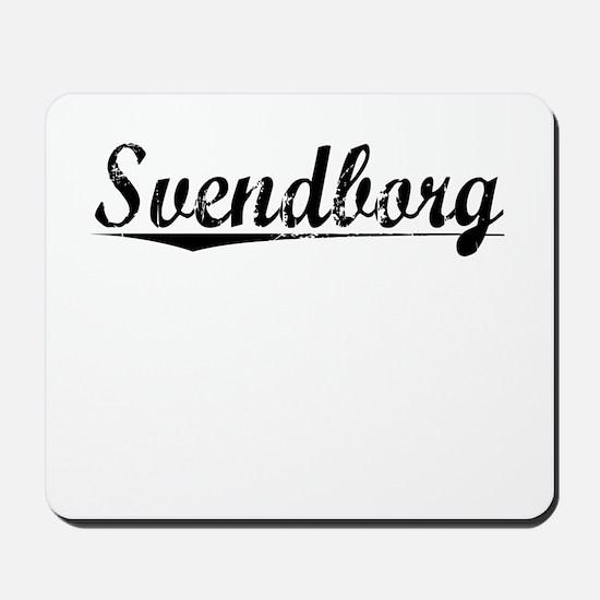 Svendborg, Aged, Mousepad