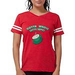 FIN-whole-latte-love Womens Football Shirt