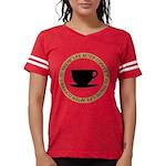 FIN-life-after-coffee Womens Football Shirt