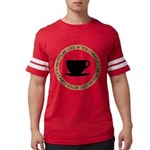 FIN-life-after-coffee Mens Football Shirt