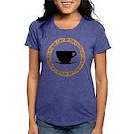 FIN-life-after-coffee Womens Tri-blend T-Shirt