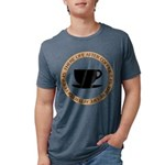 FIN-life-after-coffee Mens Tri-blend T-Shirt