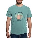 FIN-work-cappuccino Mens Comfort Colors Shirt