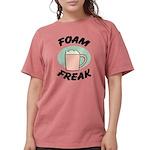 FIN-foam-freak Womens Comfort Colors Shirt
