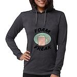 FIN-foam-freak Womens Hooded Shirt